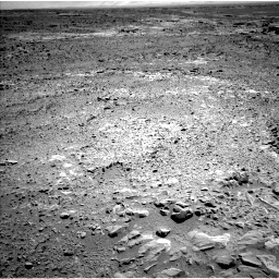 Nasa's Mars rover Curiosity acquired this image using its Left Navigation Camera on Sol 470, at drive 1364, site number 23