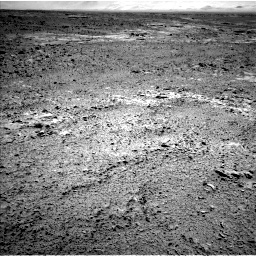 Nasa's Mars rover Curiosity acquired this image using its Left Navigation Camera on Sol 470, at drive 1418, site number 23