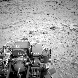 Nasa's Mars rover Curiosity acquired this image using its Left Navigation Camera on Sol 470, at drive 1502, site number 23