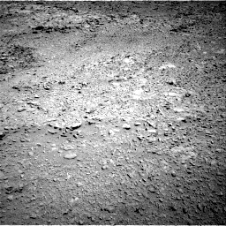 Nasa's Mars rover Curiosity acquired this image using its Right Navigation Camera on Sol 470, at drive 1046, site number 23