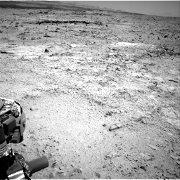 Nasa's Mars rover Curiosity acquired this image using its Right Navigation Camera on Sol 470, at drive 1292, site number 23