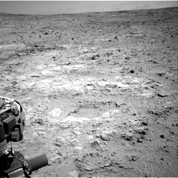 Nasa's Mars rover Curiosity acquired this image using its Right Navigation Camera on Sol 470, at drive 1310, site number 23