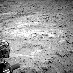 Nasa's Mars rover Curiosity acquired this image using its Right Navigation Camera on Sol 470, at drive 1328, site number 23