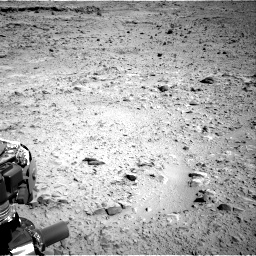Nasa's Mars rover Curiosity acquired this image using its Right Navigation Camera on Sol 470, at drive 1472, site number 23