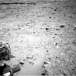 Nasa's Mars rover Curiosity acquired this image using its Right Navigation Camera on Sol 470, at drive 1484, site number 23