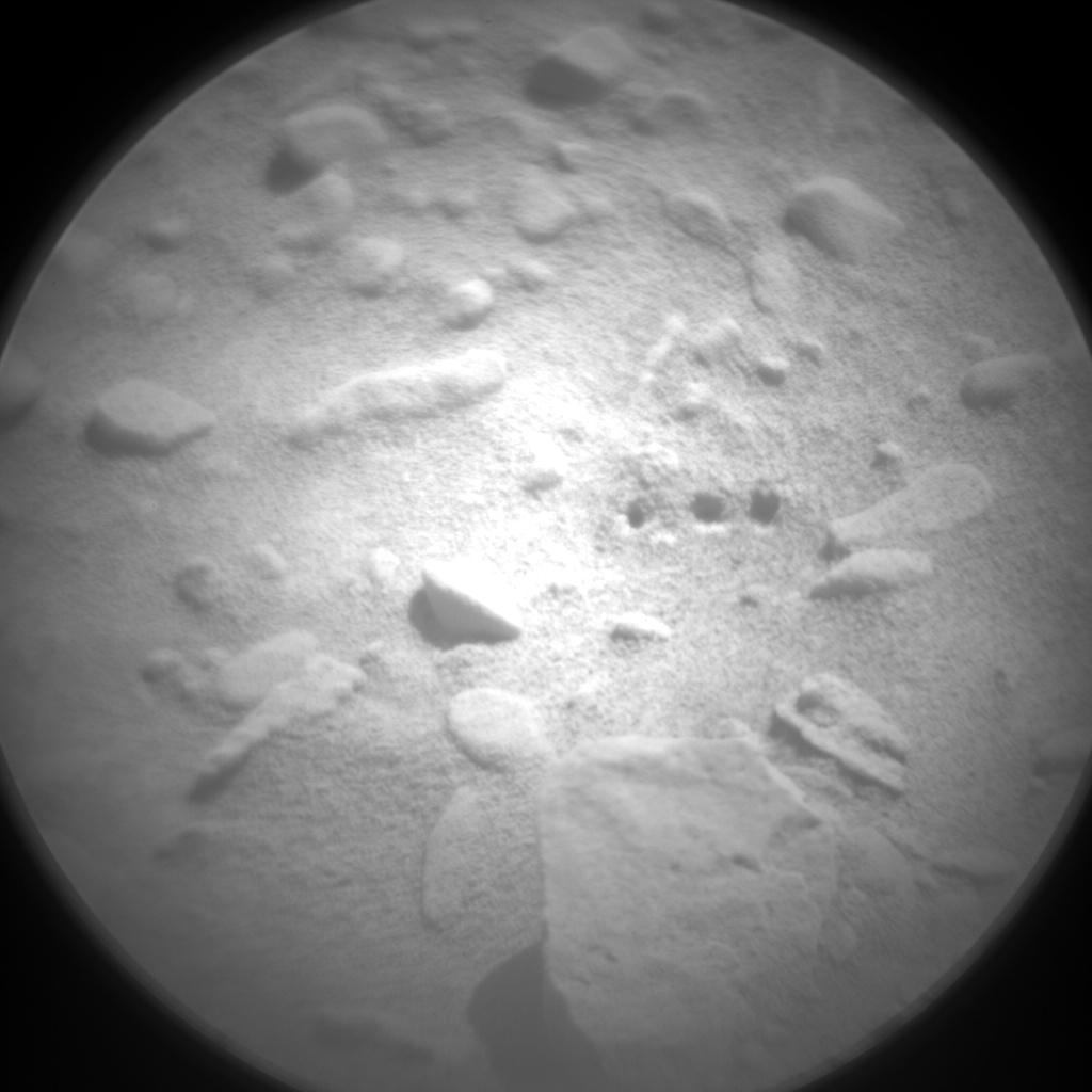 Nasa's Mars rover Curiosity acquired this image using its Chemistry & Camera (ChemCam) on Sol 471, at drive 0, site number 24