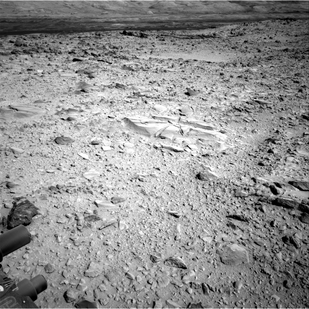 Nasa's Mars rover Curiosity acquired this image using its Right Navigation Camera on Sol 472, at drive 192, site number 24
