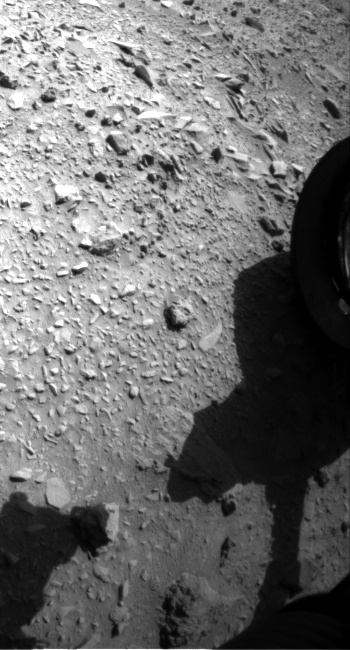 Nasa's Mars rover Curiosity acquired this image using its Front Hazard Avoidance Camera (Front Hazcam) on Sol 474, at drive 234, site number 24
