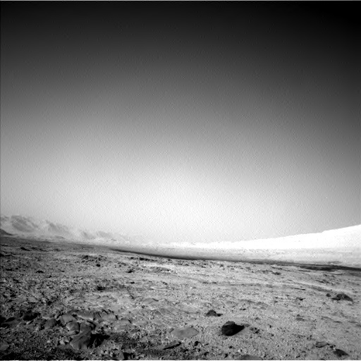 NASA's Mars rover Curiosity acquired this image using its Left Navigation Camera (Navcams) on Sol 474