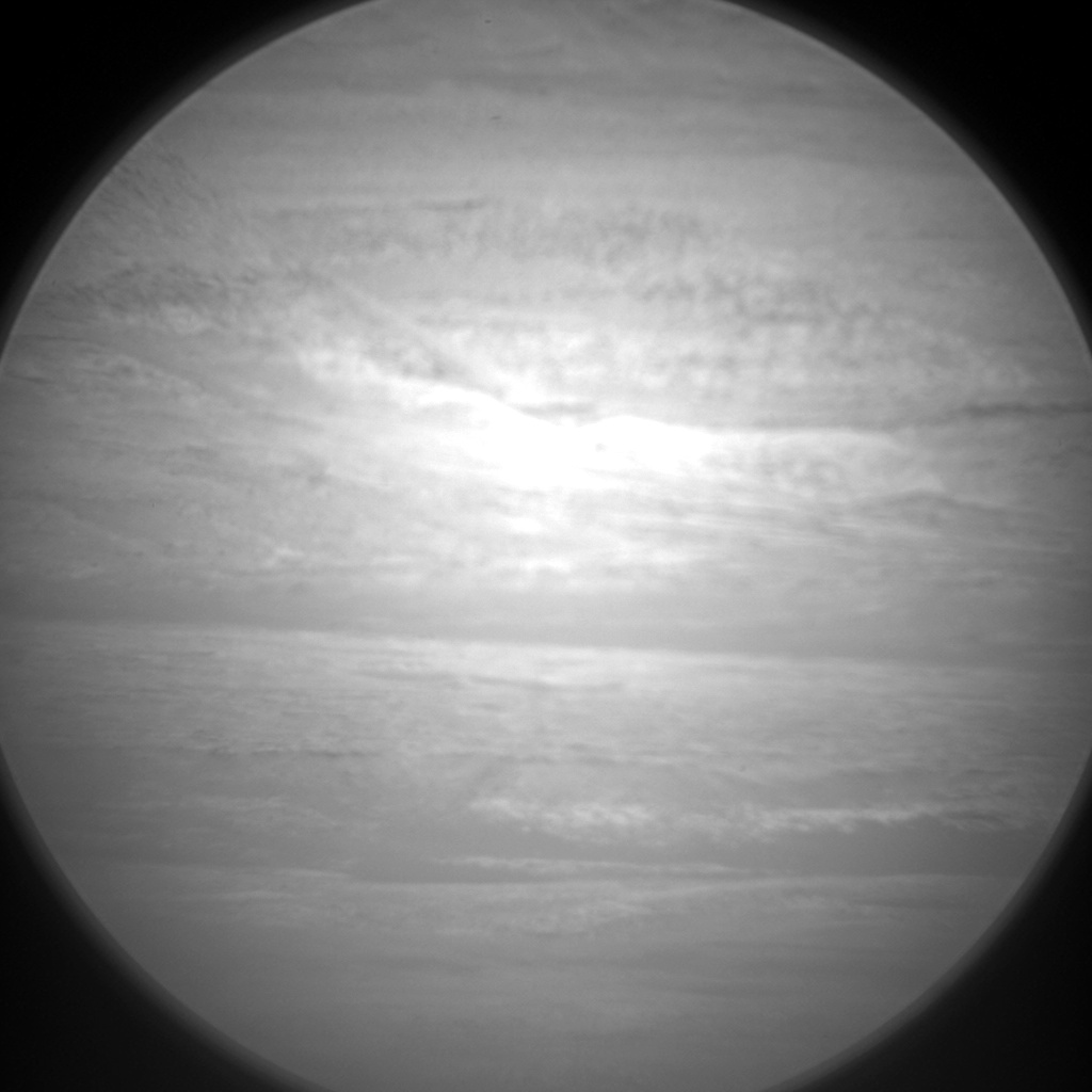 Nasa's Mars rover Curiosity acquired this image using its Chemistry & Camera (ChemCam) on Sol 475, at drive 312, site number 24