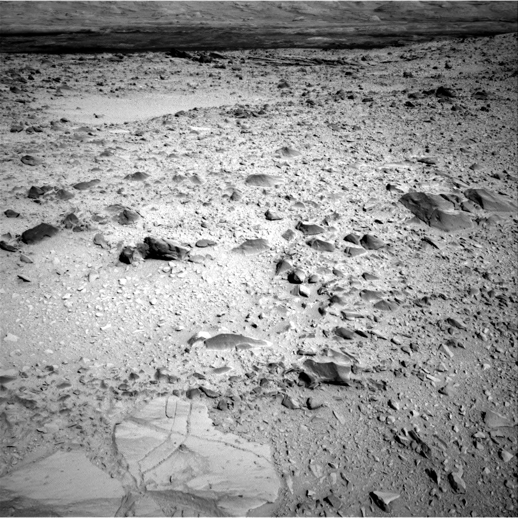 Nasa's Mars rover Curiosity acquired this image using its Right Navigation Camera on Sol 477, at drive 366, site number 24