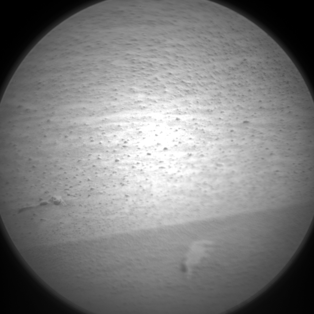 NASA's Mars rover Curiosity acquired this image using its Chemistry & Camera (ChemCam) on Sol 478