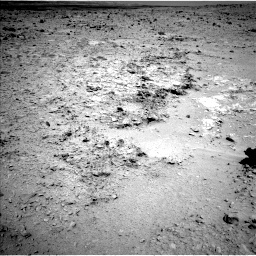 NASA's Mars rover Curiosity acquired this image using its Left Navigation Camera (Navcams) on Sol 485