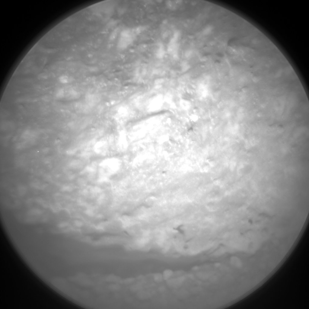 NASA's Mars rover Curiosity acquired this image using its Chemistry & Camera (ChemCam) on Sol 486