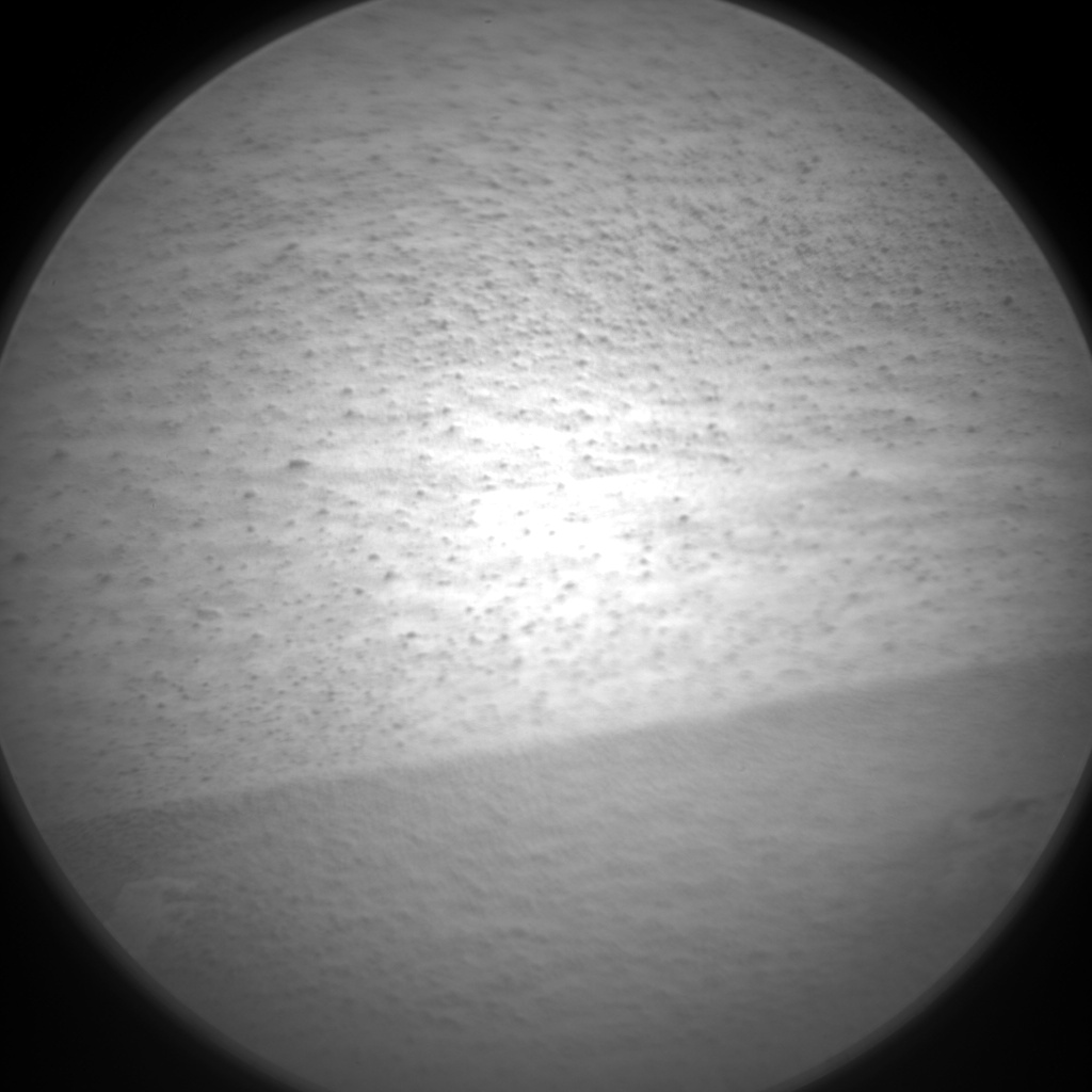 Nasa's Mars rover Curiosity acquired this image using its Chemistry & Camera (ChemCam) on Sol 488, at drive 366, site number 24