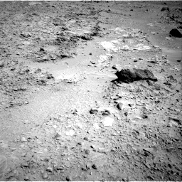 Nasa's Mars rover Curiosity acquired this image using its Right Navigation Camera on Sol 489, at drive 378, site number 24