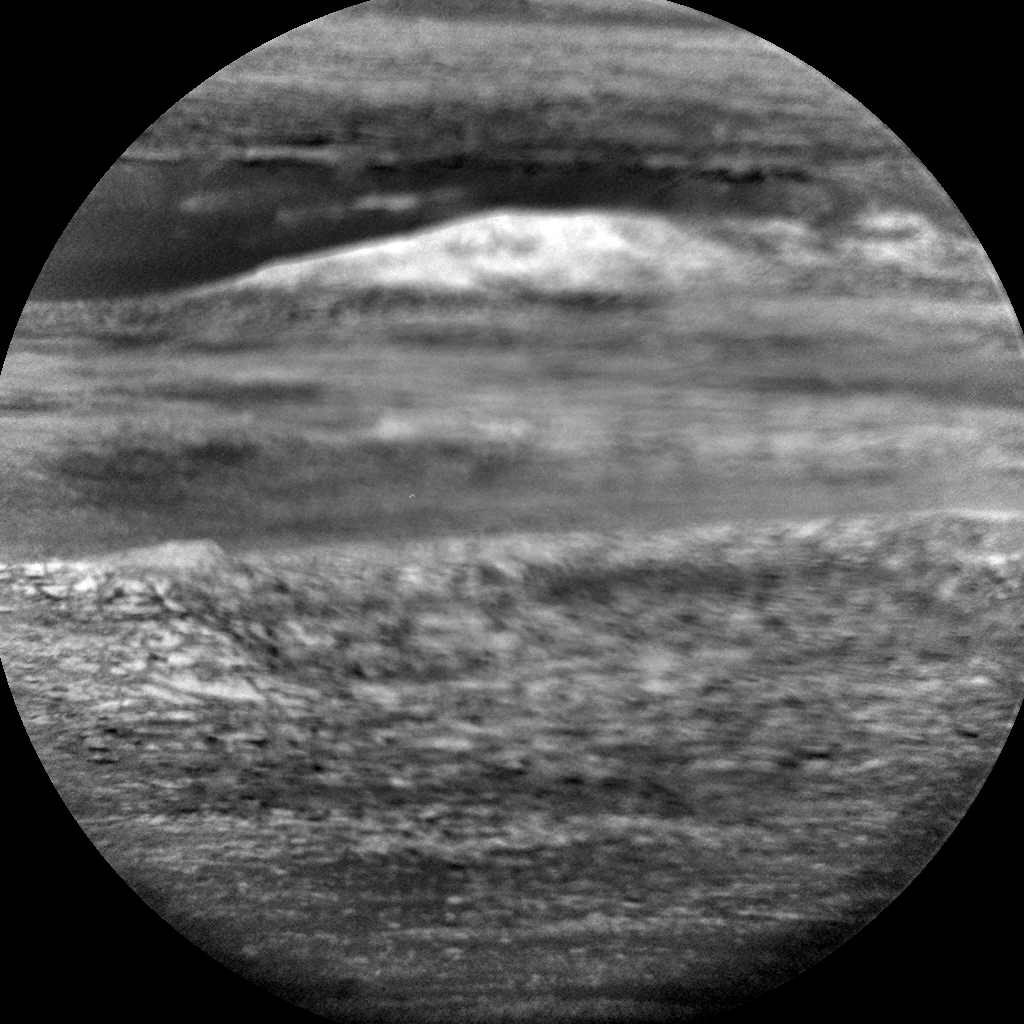 Nasa's Mars rover Curiosity acquired this image using its Chemistry & Camera (ChemCam) on Sol 492, at drive 408, site number 24