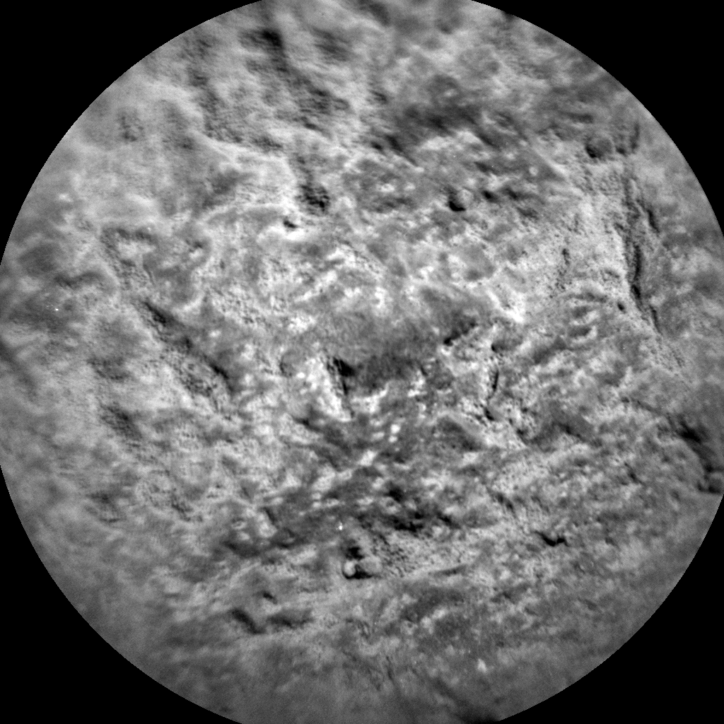 Nasa's Mars rover Curiosity acquired this image using its Chemistry & Camera (ChemCam) on Sol 493, at drive 408, site number 24