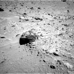Nasa's Mars rover Curiosity acquired this image using its Left Navigation Camera on Sol 494, at drive 420, site number 24