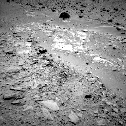 Nasa's Mars rover Curiosity acquired this image using its Left Navigation Camera on Sol 494, at drive 444, site number 24