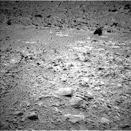 Nasa's Mars rover Curiosity acquired this image using its Left Navigation Camera on Sol 494, at drive 486, site number 24