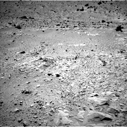 Nasa's Mars rover Curiosity acquired this image using its Left Navigation Camera on Sol 494, at drive 522, site number 24