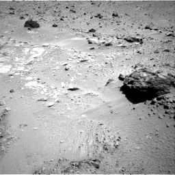 Nasa's Mars rover Curiosity acquired this image using its Right Navigation Camera on Sol 494, at drive 432, site number 24
