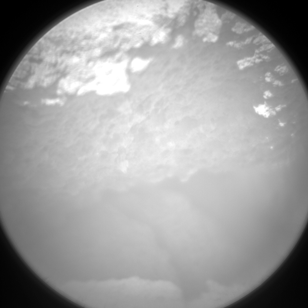 NASA's Mars rover Curiosity acquired this image using its Chemistry & Camera (ChemCam) on Sol 503