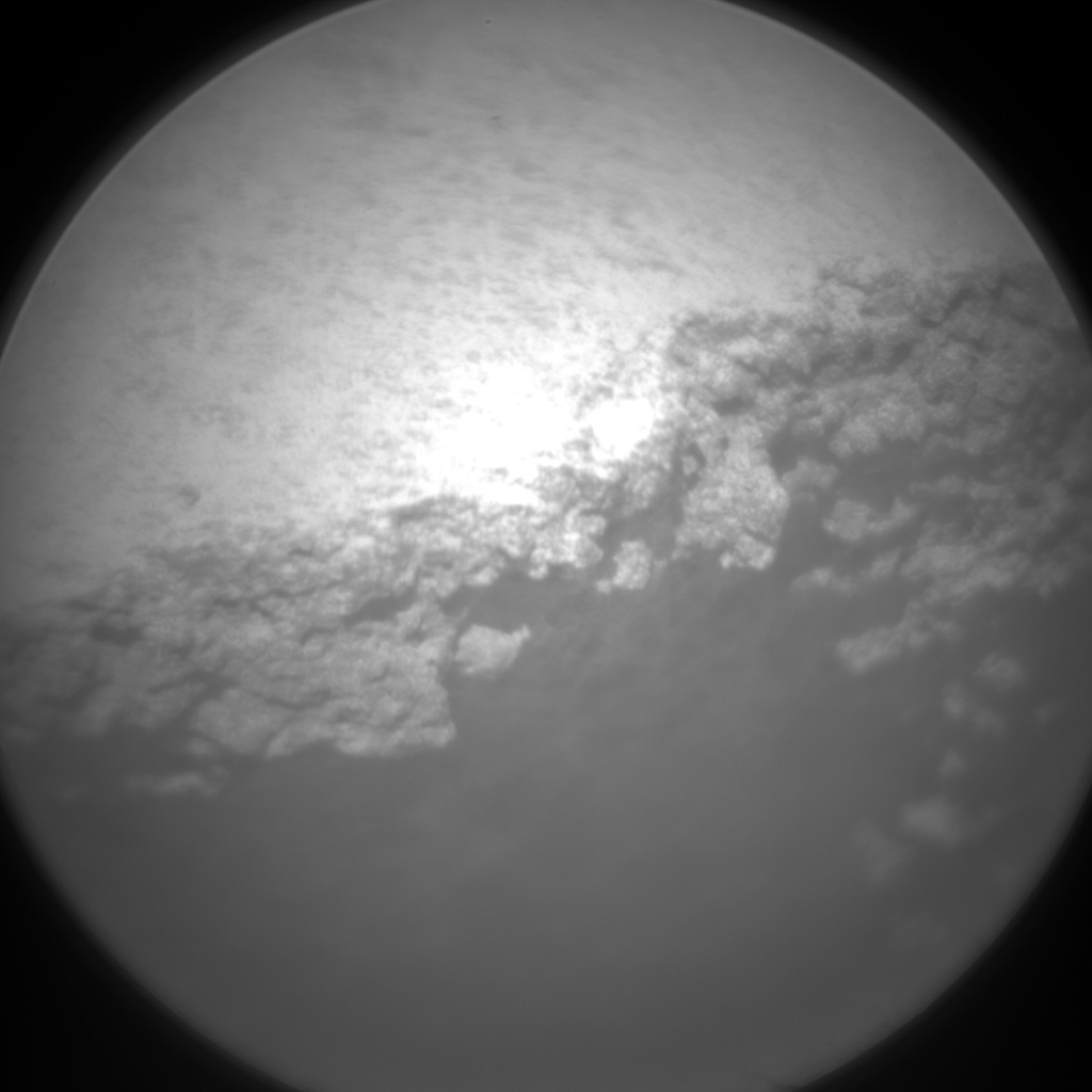 Nasa's Mars rover Curiosity acquired this image using its Chemistry & Camera (ChemCam) on Sol 503, at drive 0, site number 25