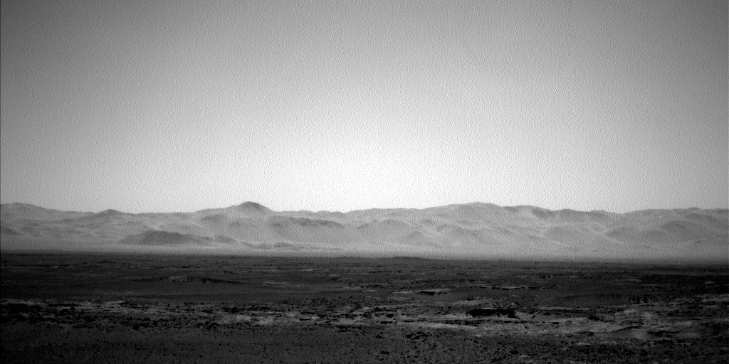 NASA's Mars rover Curiosity acquired this image using its Left Navigation Camera (Navcams) on Sol 503