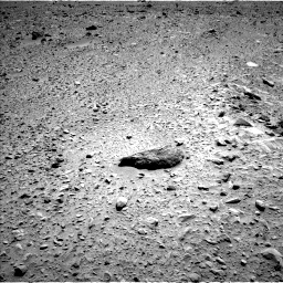 Nasa's Mars rover Curiosity acquired this image using its Left Navigation Camera on Sol 504, at drive 0, site number 25