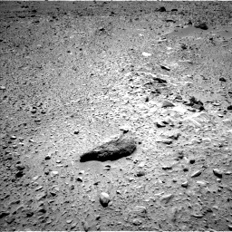 Nasa's Mars rover Curiosity acquired this image using its Left Navigation Camera on Sol 504, at drive 6, site number 25