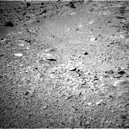 Nasa's Mars rover Curiosity acquired this image using its Left Navigation Camera on Sol 504, at drive 36, site number 25