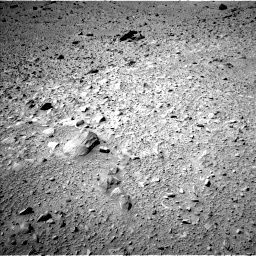 Nasa's Mars rover Curiosity acquired this image using its Left Navigation Camera on Sol 504, at drive 78, site number 25