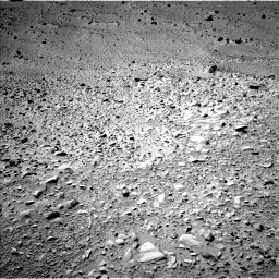 Nasa's Mars rover Curiosity acquired this image using its Left Navigation Camera on Sol 504, at drive 132, site number 25