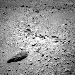 Nasa's Mars rover Curiosity acquired this image using its Right Navigation Camera on Sol 504, at drive 12, site number 25