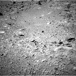 Nasa's Mars rover Curiosity acquired this image using its Right Navigation Camera on Sol 504, at drive 36, site number 25