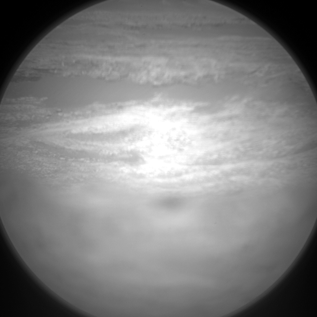 Nasa's Mars rover Curiosity acquired this image using its Chemistry & Camera (ChemCam) on Sol 505, at drive 154, site number 25