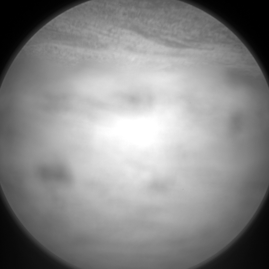 NASA's Mars rover Curiosity acquired this image using its Chemistry & Camera (ChemCam) on Sol 505