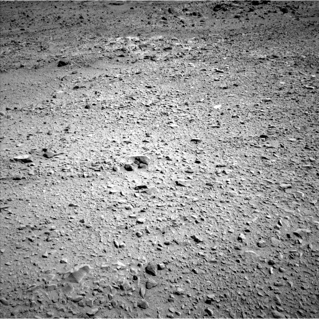 Nasa's Mars rover Curiosity acquired this image using its Left Navigation Camera on Sol 506, at drive 208, site number 25