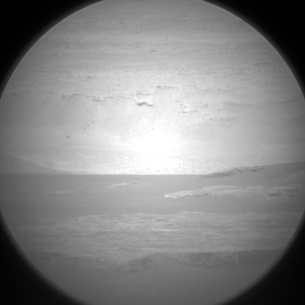 NASA's Mars rover Curiosity acquired this image using its Chemistry & Camera (ChemCam) on Sol 507