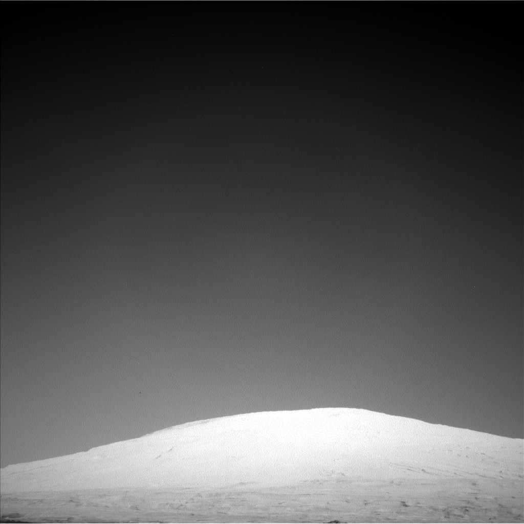 NASA's Mars rover Curiosity acquired this image using its Left Navigation Camera (Navcams) on Sol 507