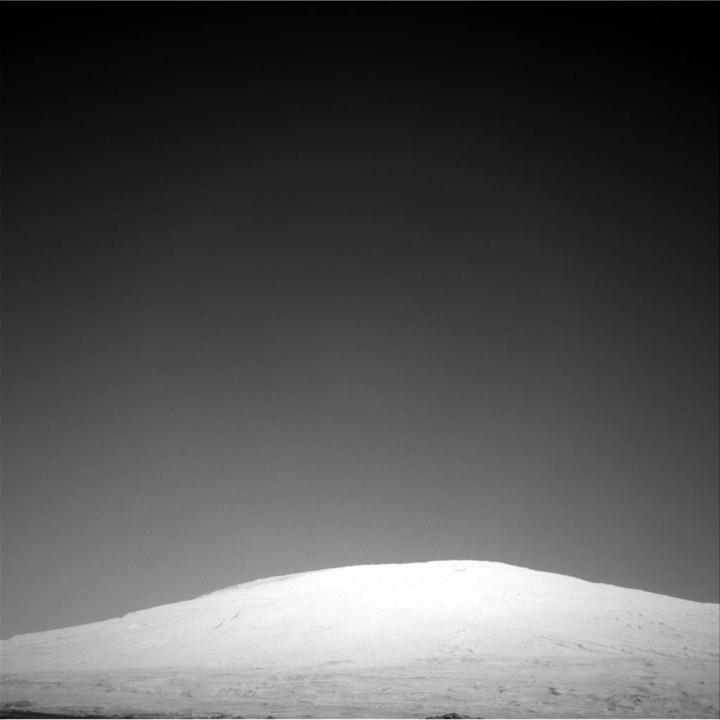 Nasa's Mars rover Curiosity acquired this image using its Right Navigation Camera on Sol 507, at drive 242, site number 25