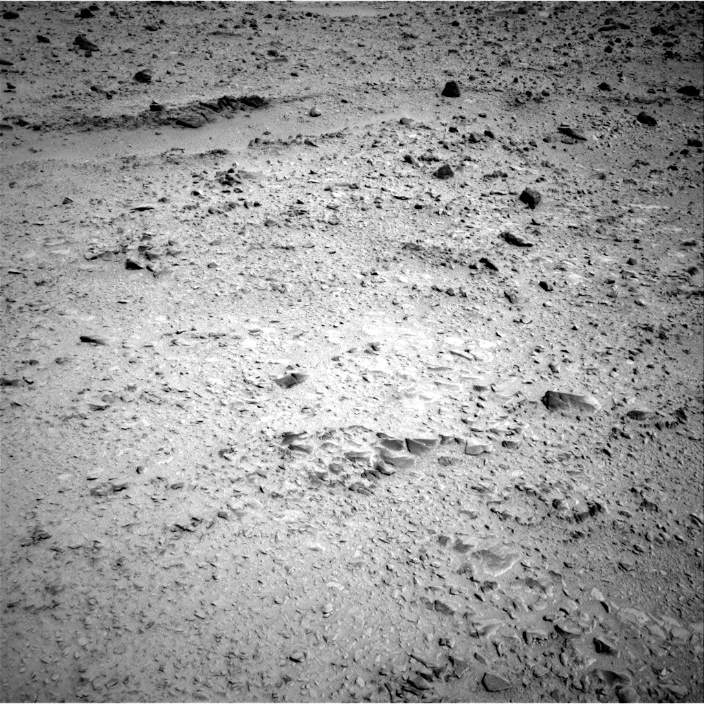 Nasa's Mars rover Curiosity acquired this image using its Right Navigation Camera on Sol 508, at drive 272, site number 25