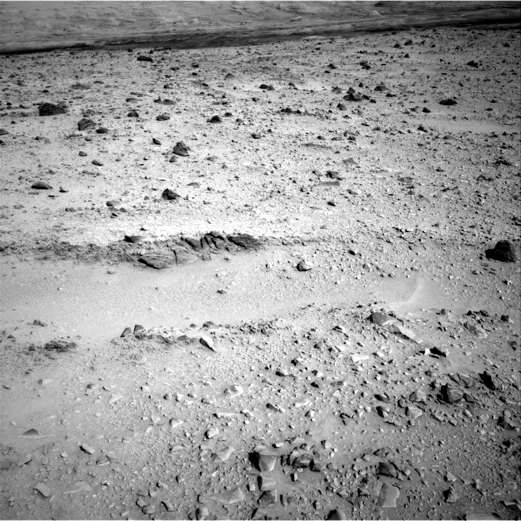 Nasa's Mars rover Curiosity acquired this image using its Right Navigation Camera on Sol 508, at drive 312, site number 25