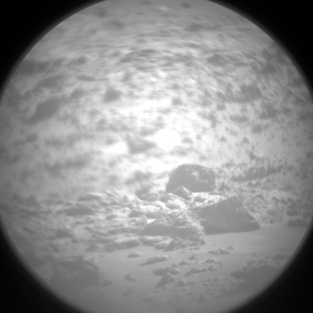 NASA's Mars rover Curiosity acquired this image using its Chemistry & Camera (ChemCam) on Sol 509