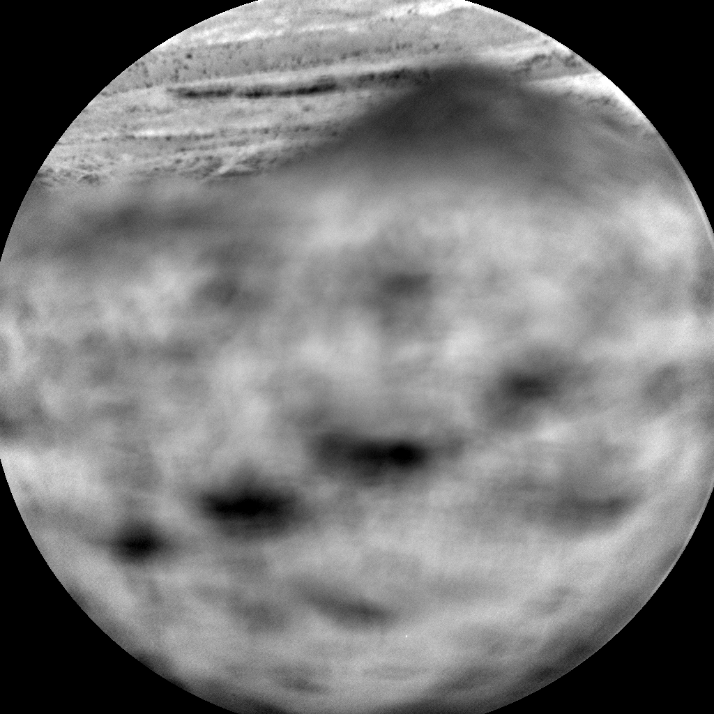Nasa's Mars rover Curiosity acquired this image using its Chemistry & Camera (ChemCam) on Sol 509, at drive 312, site number 25