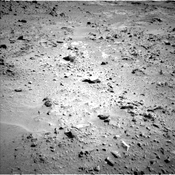 Nasa's Mars rover Curiosity acquired this image using its Left Navigation Camera on Sol 511, at drive 366, site number 25