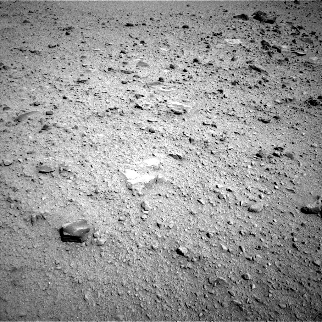 Nasa's Mars rover Curiosity acquired this image using its Left Navigation Camera on Sol 511, at drive 480, site number 25