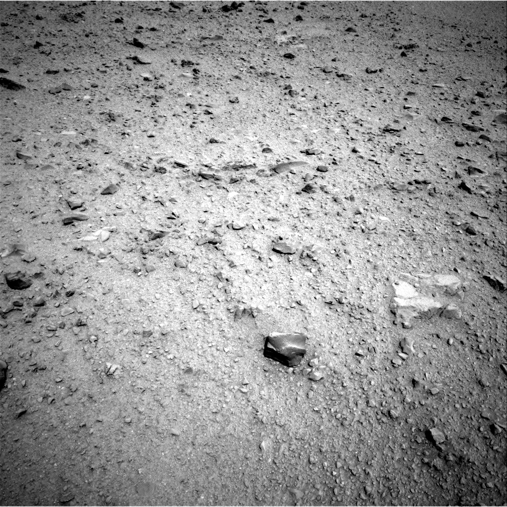 Nasa's Mars rover Curiosity acquired this image using its Right Navigation Camera on Sol 511, at drive 480, site number 25